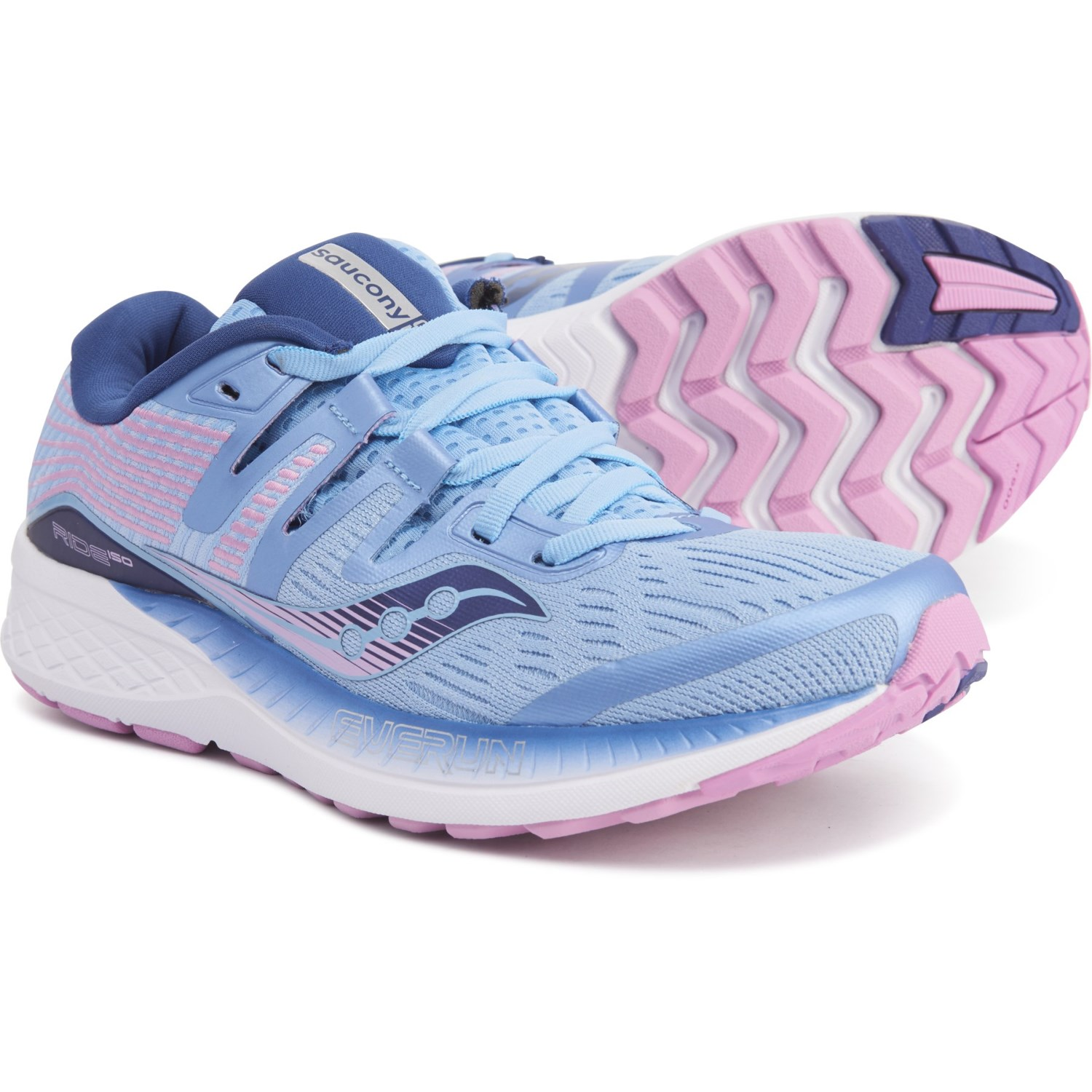 30cec23ae2 Saucony Ride ISO Running Shoes (For Women)