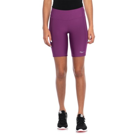 986d00c6e79 Saucony Scoot Running Shorts (For Women) in Grape Crush - Closeouts
