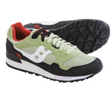 Saucony Shadow 5000 Shoes (For Men) in Light Green/Black - Closeouts