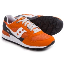 Saucony Shadow 5000 Shoes (For Men) in Orange/Charcoal - Closeouts