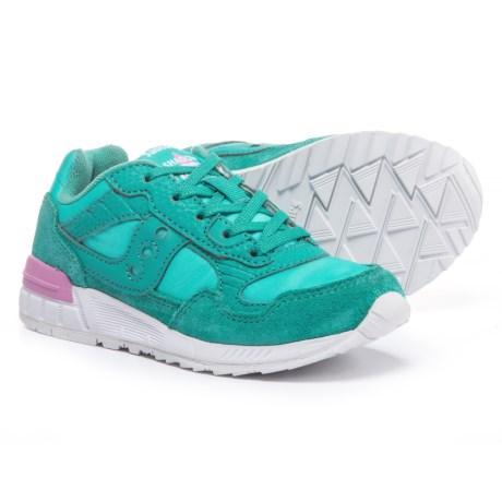 Saucony Shadow 5000 Sneakers (For Girls) in Turquoise
