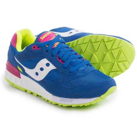 Saucony Shadow 5000 Sneakers (For Women) in Blue - Closeouts