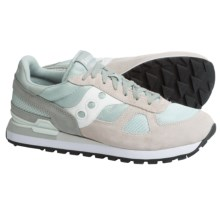 Saucony Shadow Original Sneakers (For Men) in Grey/White - Closeouts