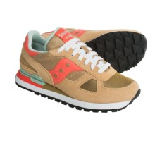Saucony Shadow Original Sneakers (For Women) in Beige/Pink - Closeouts