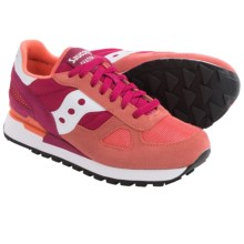 Saucony Shadow Original Sneakers (For Women) in Pink/Red - Closeouts