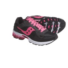 Saucony Shadow Running Shoes (For Women) in Black/Pink - Closeouts