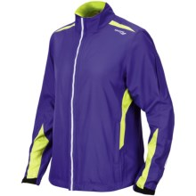 Saucony Sonic HDX Jacket (For Women) in Spectra/Livewire - Closeouts