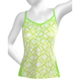 Saucony Spark Tank Top - Built-In Bra (For Women)
