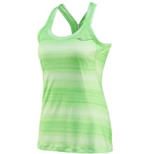 Saucony Strider Tank Top - Racerback (For Women) in Fresh Mint - Closeouts