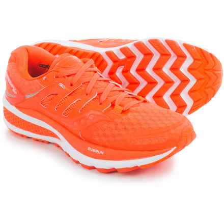 Saucony Triumph ISO 2 Running Shoes (For Women) in Outkick Orange Run Pop - Closeouts