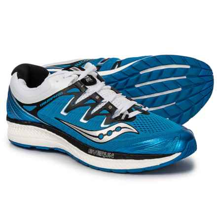 b7cf44e425e6e Saucony Triumph ISO 4 Running Shoes (For Men) in Blue Black White