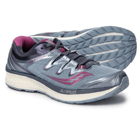 39e8dc3e7d5d Saucony Triumph ISO 4 Running Shoes (For Women) in Fog Grey Purple