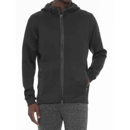 Saucony Uptown Hoodie (For Men) in Black - Closeouts
