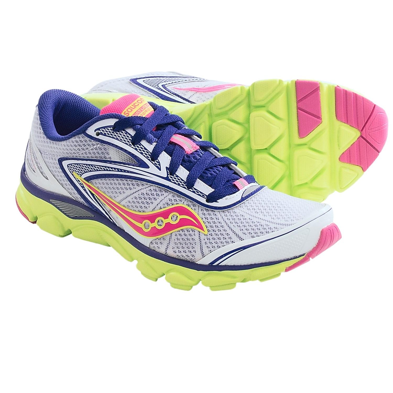 Saucony Virrata 2 Running Shoes - Minimalist (For Women) in White