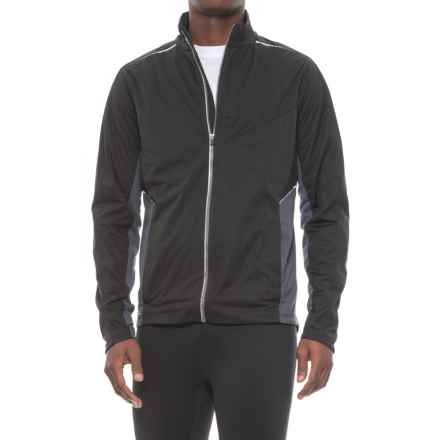 Saucony Vitarun Jacket - Waterproof (For Men) in Black - Closeouts
