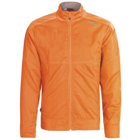 Saucony Vortex Vizipro Soft Shell Jacket (For Men) in Visipro