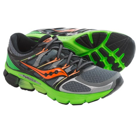 Saucony Zealot ISO Running Shoes (For Men)
