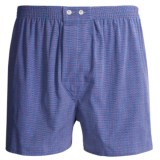 Savile Collection by Derek Rose Boxers - Cotton (For Men)