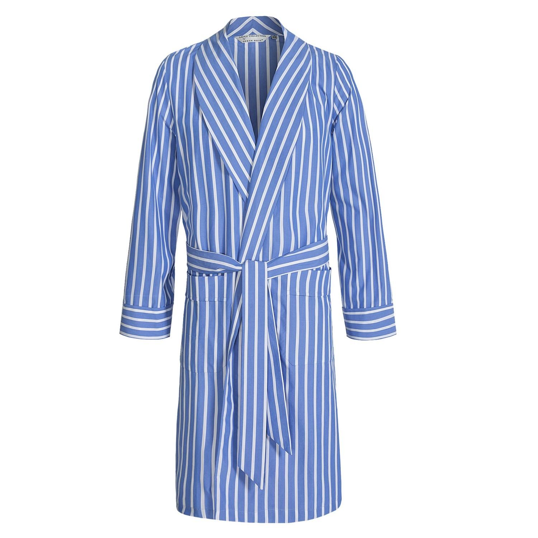 savile collection by derek rose robe for men save 75. Black Bedroom Furniture Sets. Home Design Ideas