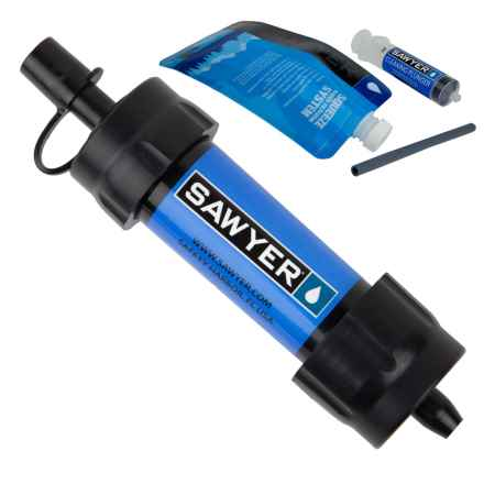 Sawyer Mini Water Filter System in Asst - Closeouts