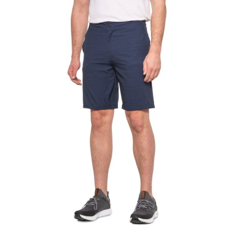 Saxton Shorts (For Men) - NAUTICAL THIN STRIPE ( )
