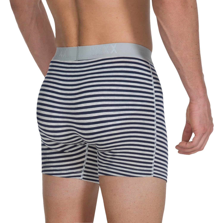 SAXX Underwear Vibe Boxer Briefs (For Men) 120CN