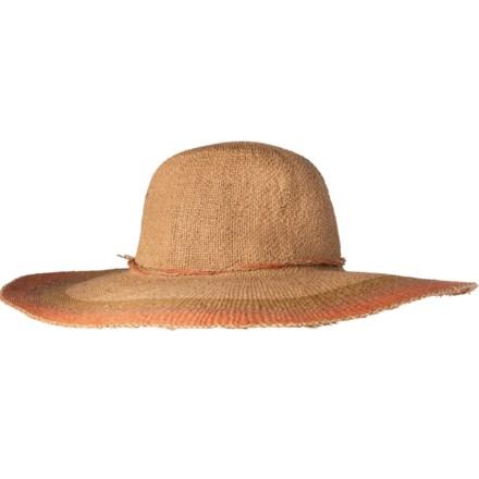 8439adbc Scala Bangkok Toyo Floppy Hat (For Women) in Coral