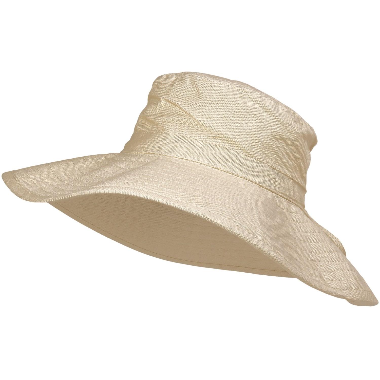 scala collezione cotton canvas hat for 6628f