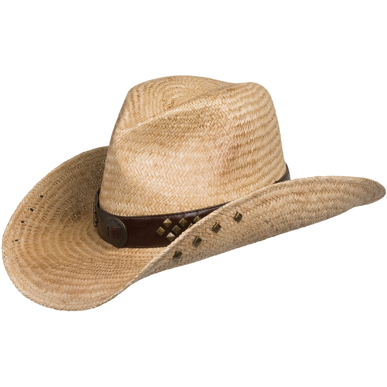 mens western hats hairstyles