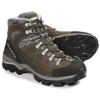 Scarpa Bhutan Gore-Tex® Hiking Boots - Waterproof (For Men) in Mud