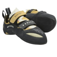 Scarpa Booster Climbing Shoes (For Men) in Bamboo - Closeouts
