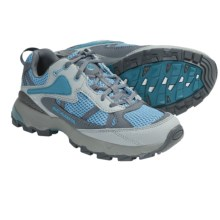 Scarpa Corsa Trail Running Shoes - Recycled Materials (For Women) in Surf/Grey - Closeouts