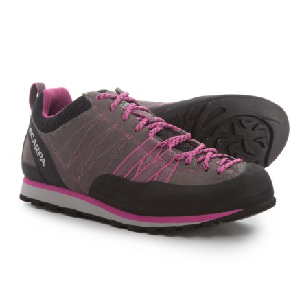 d75bb18dd8e96a Scarpa Crux Light Hiking Shoes (For Women) in Mid Grey Dahlia - Closeouts