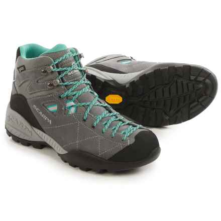 Scarpa Daylite Gore-Tex® Hiking Boots - Waterproof (For Women) in Smoke/Smoke - Closeouts
