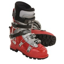 Scarpa Denali TT Alpine Touring Ski Boots (For Men) in Red - Closeouts