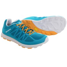 Scarpa Game Trail Running Shoes (For Men and Women) in Azure/Orange - Closeouts