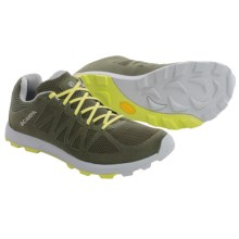 Scarpa Game Trail Running Shoes (For Men and Women) in Green/Lime - Closeouts