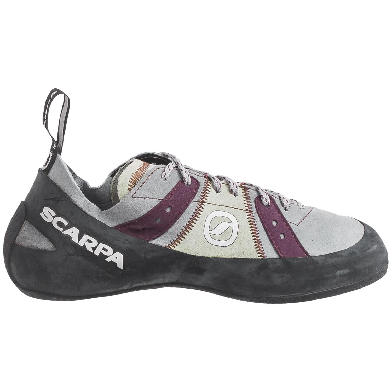 Scarpa Helix Climbing Shoes Review