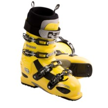 Scarpa Hurricane Thermo Alpine Touring Ski Boots (For Men) in Yellow - Closeouts