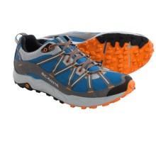 Scarpa Ignite Trail Running Shoes (For Men) in Blue/Silver - Closeouts