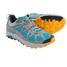 Scarpa Ignite Trail Running Shoes (For Women) in Azure/Silver - Closeouts