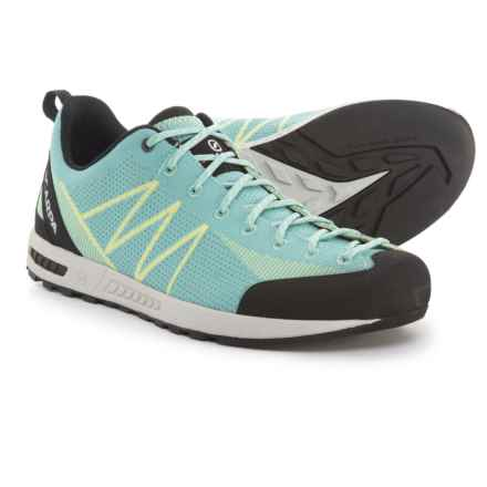 Scarpa Iguana Hiking Shoes (For Men) in Icefall/Rio - Closeouts