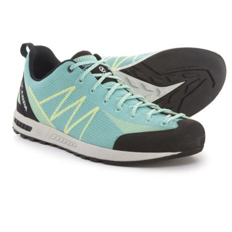 Scarpa Iguana Hiking Shoes (For Men) in Icefall/Rio
