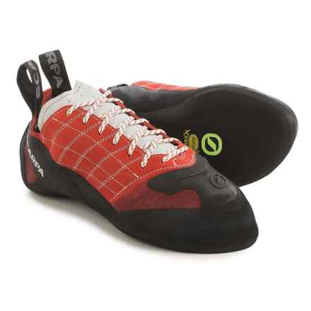 Scarpa Instinct Climbing Shoes (For Men) in Parrot - Closeouts