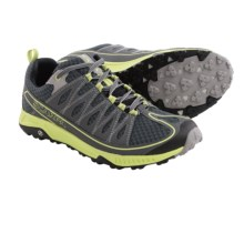 Scarpa Ion Trail Running Shoes (For Women) in Shark/Lime - Closeouts