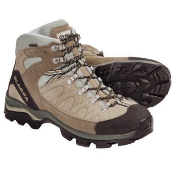 Scarpa Kailash Gore-Tex® Hiking Boots - Waterproof (For Men) in Pepper/Stone