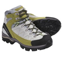 Scarpa Kailash Gore-Tex® Hiking Boots - Waterproof (For Women) in Light Grey/Ginkgo - Closeouts