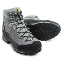 Scarpa Kinesis Gore-Tex® Hiking Boots - Waterproof, Suede (For Men) in Smoke/Shark - Closeouts