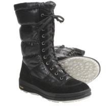 Scarpa Lech Snow Boots - Wool-Lined, Insulated (For Women) in Black - Closeouts