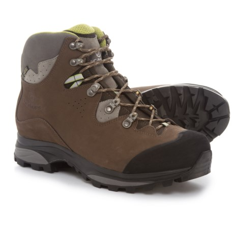 Scarpa Made in Italy Hunza Hiking Boots (For Women) in Dark Brown